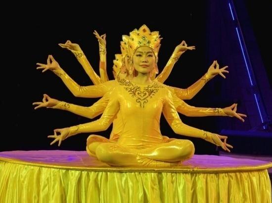 Юная акробатка из Улан-Удэ победила в федеральном конкурсе