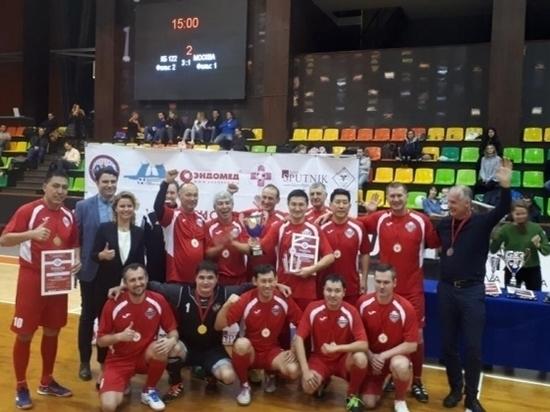 Волгоградец выиграл чемпионат России по мини-футболу среди докторов