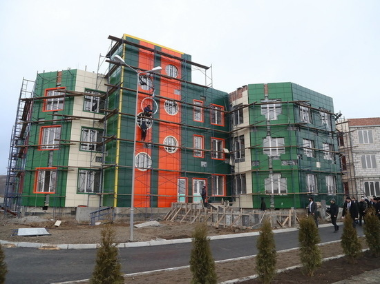 Евкуров оценил ход строительства социальных объектов в Малгобеке