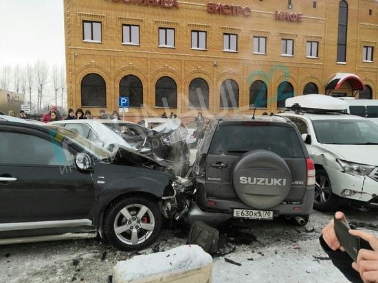 Стали известны подробности аварии на границе Алтайского края и Новосибирской области
