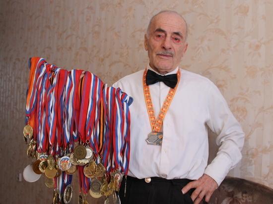 Пенсионер из Камышина не бросил спорт после операции и победил в забеге
