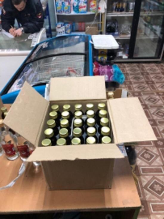 Более 300 литров алкоголя изъято в Белоярском городском округе