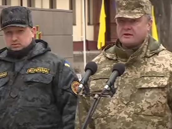 Репортер разъяснил появление фото «пьяного» Порошенко