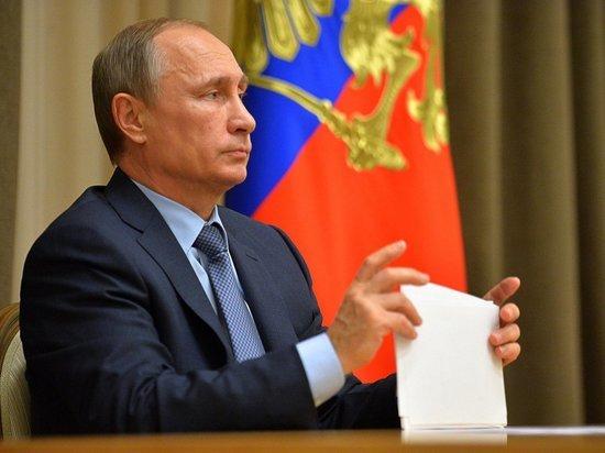 Путин в понедельник не смог попасть в Эрмитаж