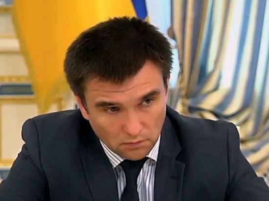 Климкин назвал ложью скорое вступление Украины в ЕС