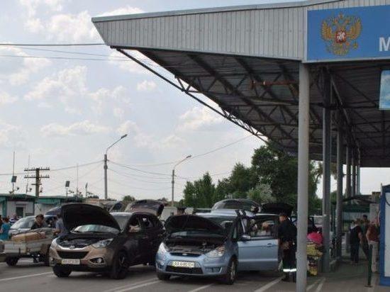 В Крыму украинец хотел обмануть пограничников, чтобы остаться у моря