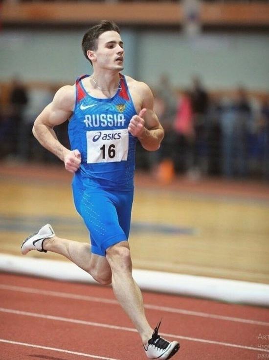 Ульяновский легкоатлет стал лучшим во всероссийских