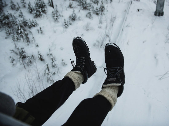 В Астрахани ожидается снегопад