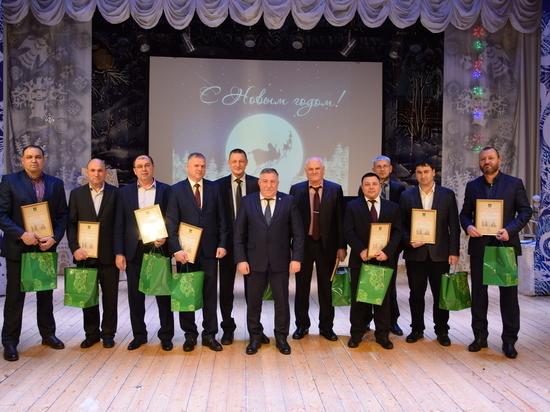 Лучших предпринимателей Лениногорска наградили на балу