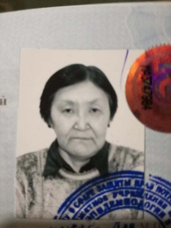В Калмыкии пропала женщина
