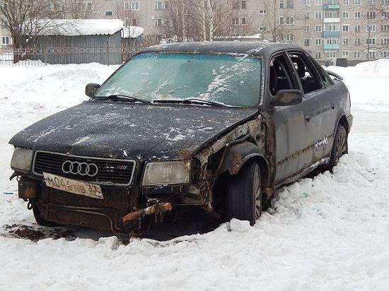 Кировчанин, покупая битую машину, лишился более 60 тысяч рублей