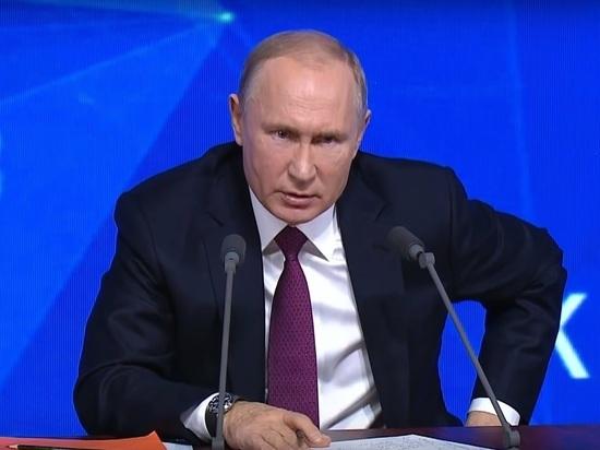 Путин провозгласил энергетическую независимость Калининграда от Европы