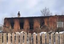 СК начал проверку по факту смерти мужчины на пожаре под Калугой