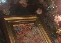 В серпуховских храмах встретили Рождество Христово