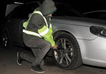 Прошлой весной вступили в силу поправки в ПДД, обязывающие водителей, покидающих машину по тем или иным причинам на трассе в темное время суток, носить светоотражающий жилет