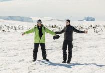 Президент Федерации гандбола России рассказал, как покорил Южный полюс