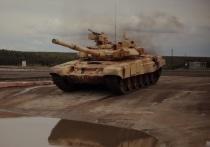 National Interest оценил «смертельный» российский танк Т-90С