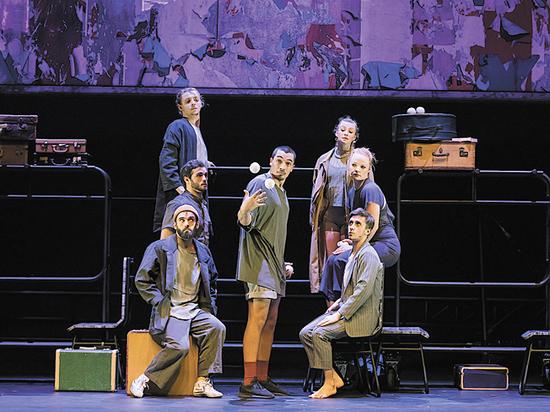 Знаменитый канадский театр эксклюзивно покажет премьеру в Москве