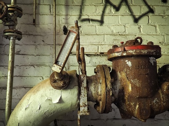 В Муроме сутки устраняли прорыв на трубопроводе
