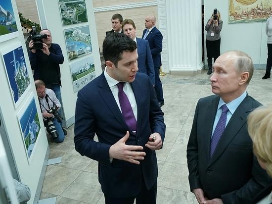 Антон Алиханов находится в группе глав РФ с очень сильным влиянием