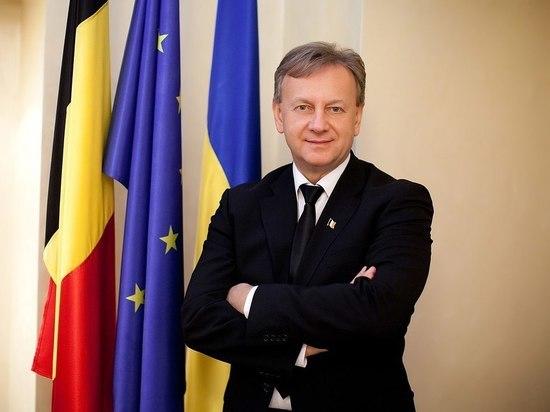 Во Львове избили почетного консула Бельгийского Королевства