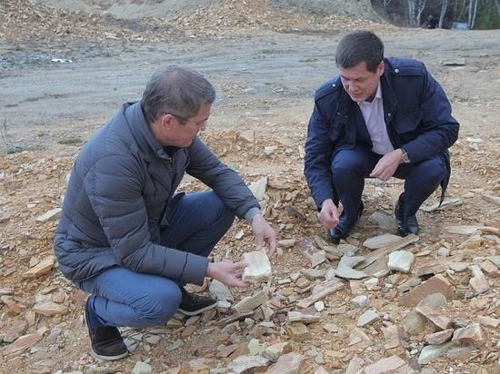 Ситуация с незаконной добычей камня в Башкирии кардинально не изменилась