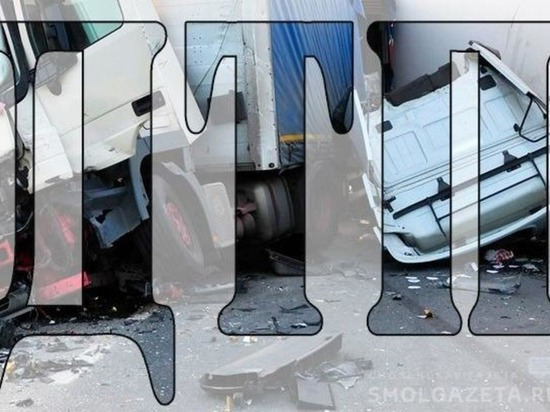 В Смоленске столкнулись пассажирский ПАЗ и трамвай, есть пострадавшие