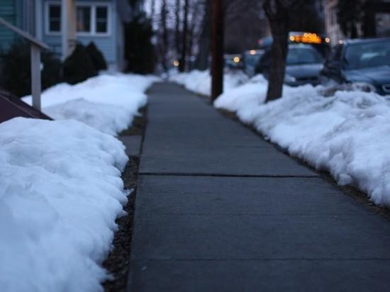 Прокуратура заставляет администрацию Ульяновска оборудовать тротуары вдоль дороги