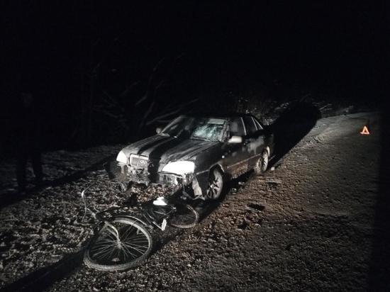 Велосипедистка в Тверской области на встречке попала под колёса
