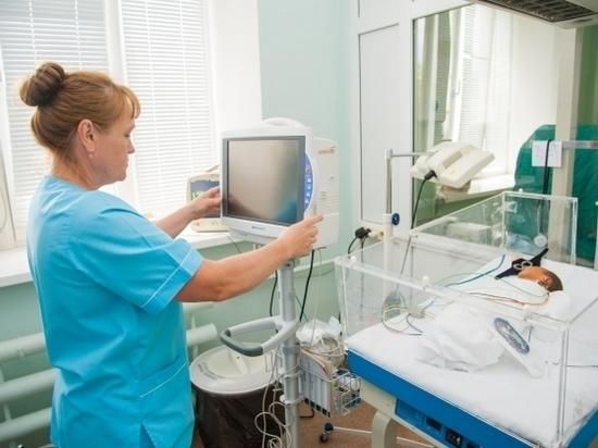 В перинатальном центре Волгограда 8 января родилось 6 детей