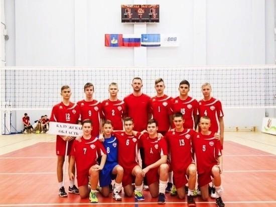 Обнинские волейболисты разгромили ярославских