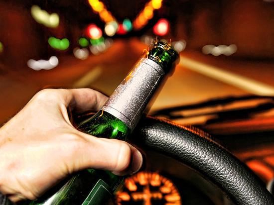 В новогодние выходные в Мордовии остановили десятки пьяных водителей