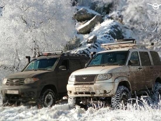 Машины ульяновского автозавода вошли в ТОП-10 продаваемых марок