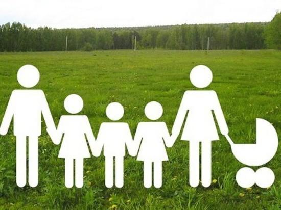 В Чувашии более 7,4 тысячи многодетных семей получили бесплатную землю