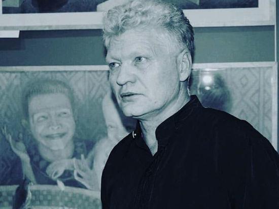 В Новокузнецке умер известный художник