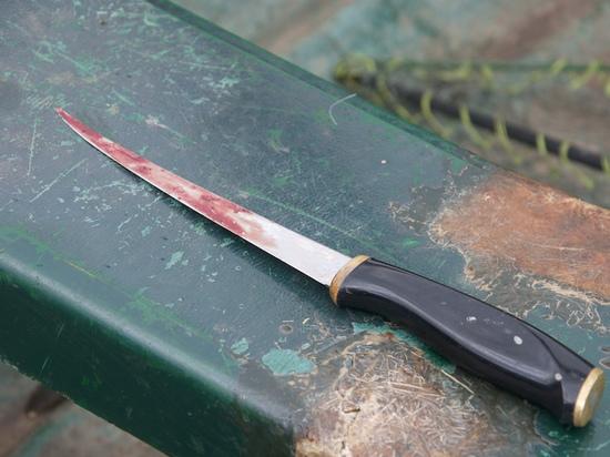 В Ленинске-Кузнецком женщина с ножом устроила кровавую бойню