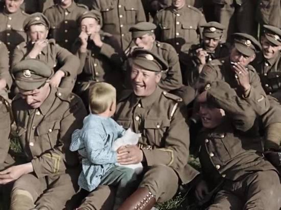 Создатель «Властелина колец» воскресил дух погибших в Первой мировой