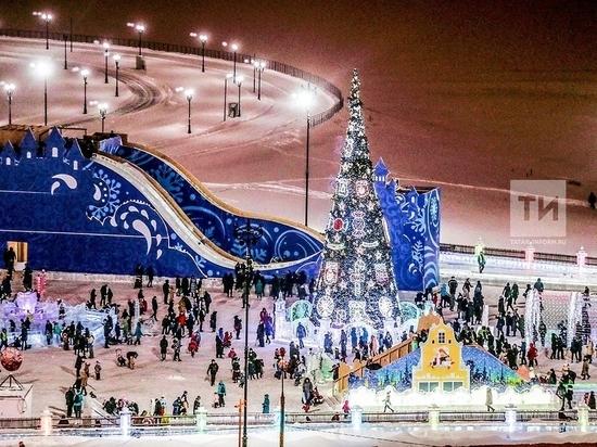 В Татарстане снизилось количество преступлений в новогодние каникулы