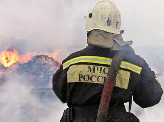 В новогодние праздники огнеборцы Югры спасли пять человек