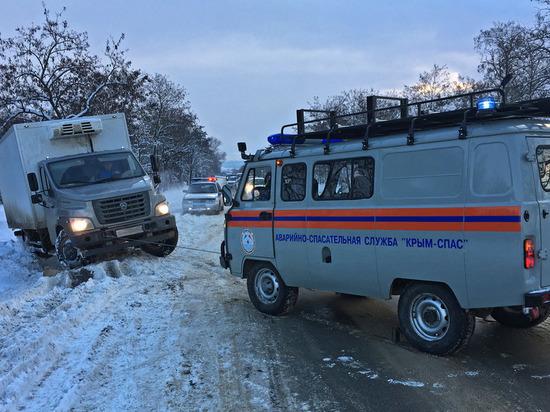 Крым будет штормить: очередное предупреждение МЧС