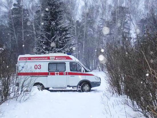 За время каникул пятеро рязанцев попали в больницу с обморожениями