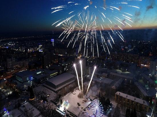 Мэрия Барнаула: «Новогодние праздники прошли без происшествий»