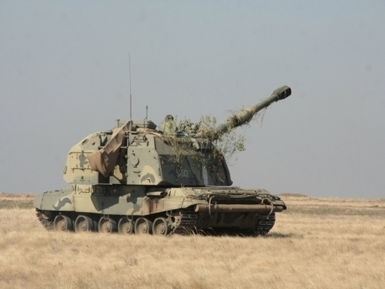 Артиллеристы в Волгоградской области получат новые гаубицы