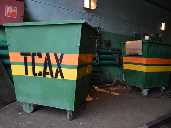 В Тверской области вместо пропавших контейнеров поставили более 2 тысяч новых