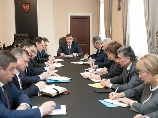 Бочаров оценил работу служб жизнеобеспечения в новогодние праздники