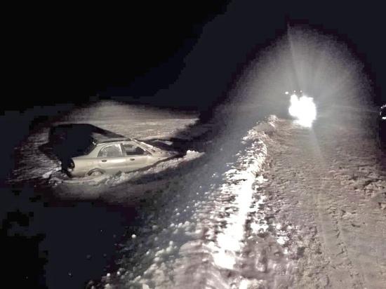 В Гавриловском районе легковушка перевернулась в кювет: водитель скончался в больнице
