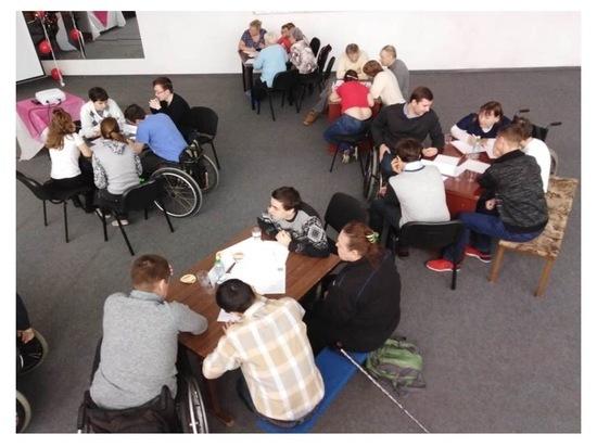 В Серпухове состоялась интеллектуально-спортивная игра «Что? Где? Когда?»