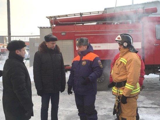 На каникулах новосибирские спасатели потушили более 200 пожаров