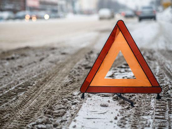 ДТП с маршруткой произошло в Кемерове