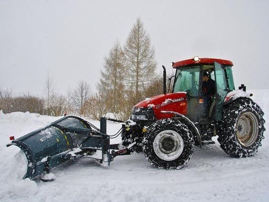 На новогодних каникулах на дороги Улан-Удэ высыпали 710 тонн песка